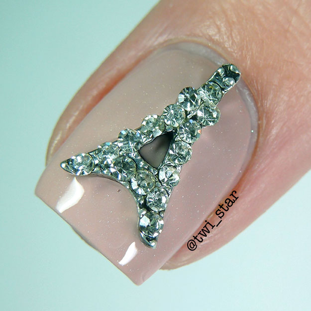 Born Pretty Store Eifel Tower Nail Charm Item #16963