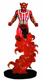Sunfire (Marvel Comics) Character Review - Statue Product