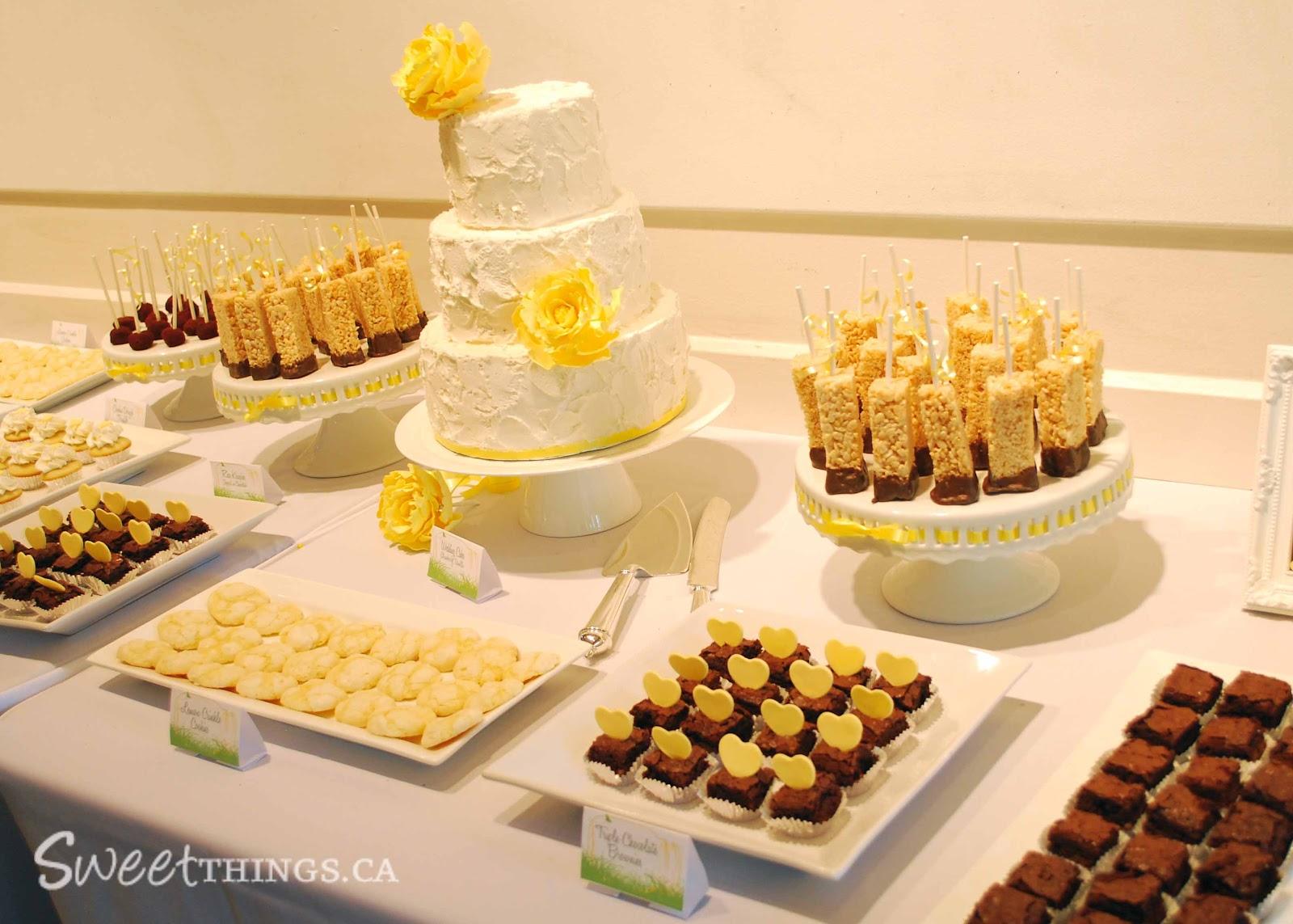 SweetThings: Wedding Sweet Table