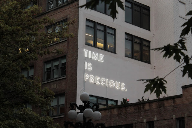 [vancouver] time in precious