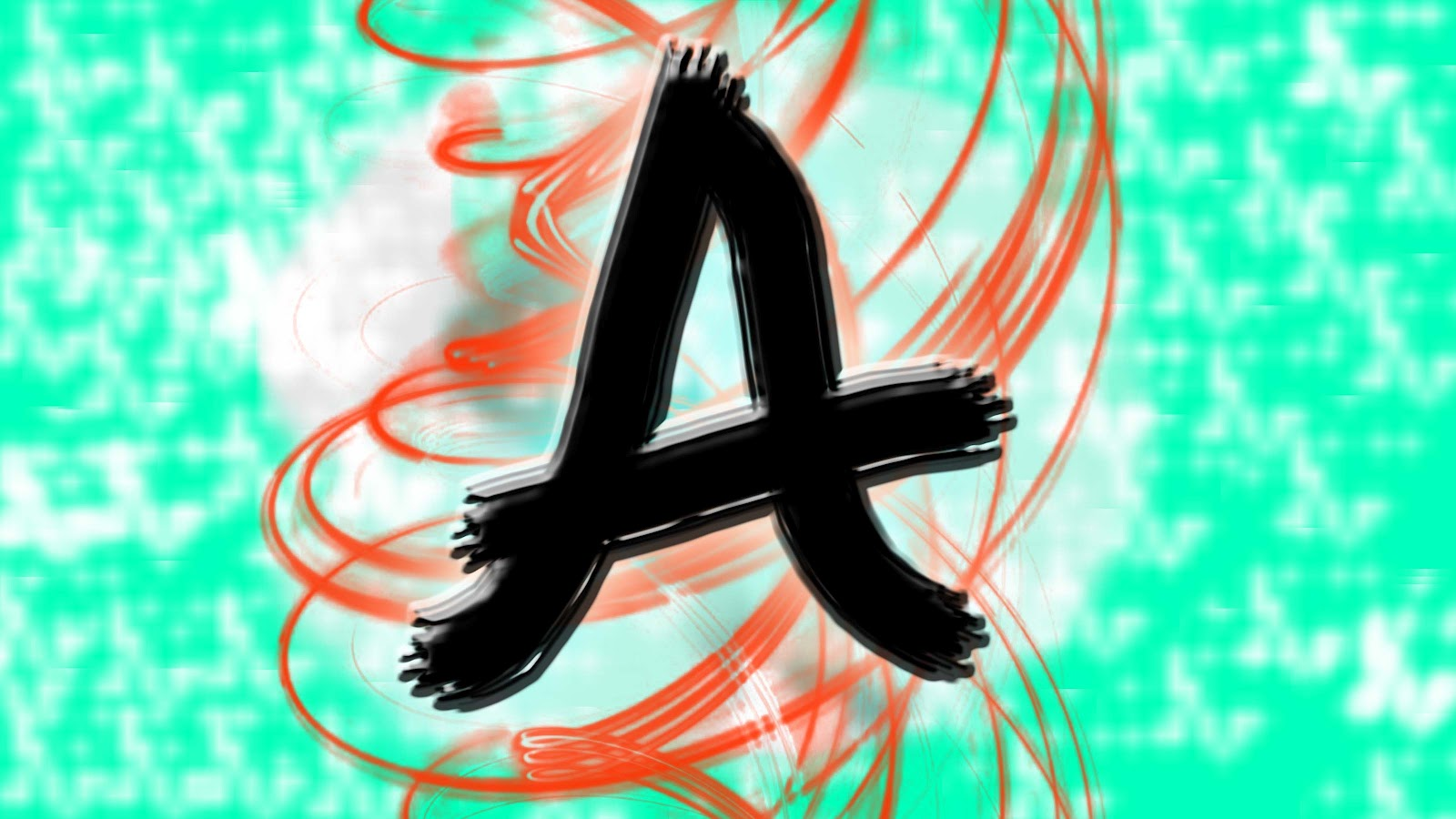 A Alphabet Wallpaper Love An alphabet is a standardized
