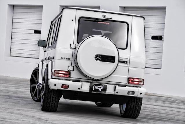 g550 white