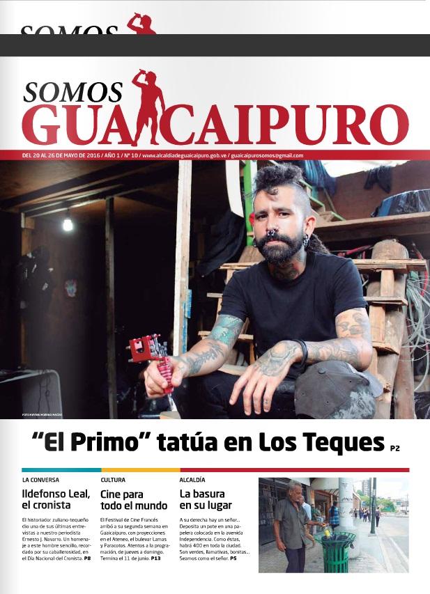 Somos Guaicaipuro 10
