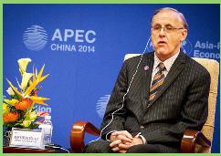 Director de APEC destaca papel que jugarán Chile, México y Perú para la economía del foro