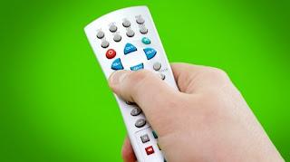 Elementos habituales llenos de bacterias - Mando de television