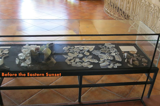 Cebu Cathedral Museum unearthed artifacts