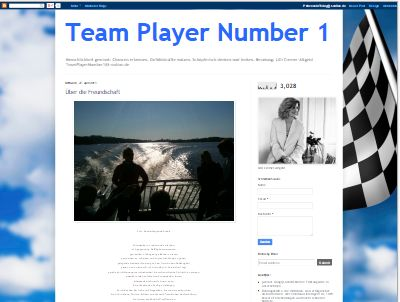 Team Player Number 1