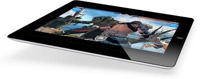Tentera Cipta iPad