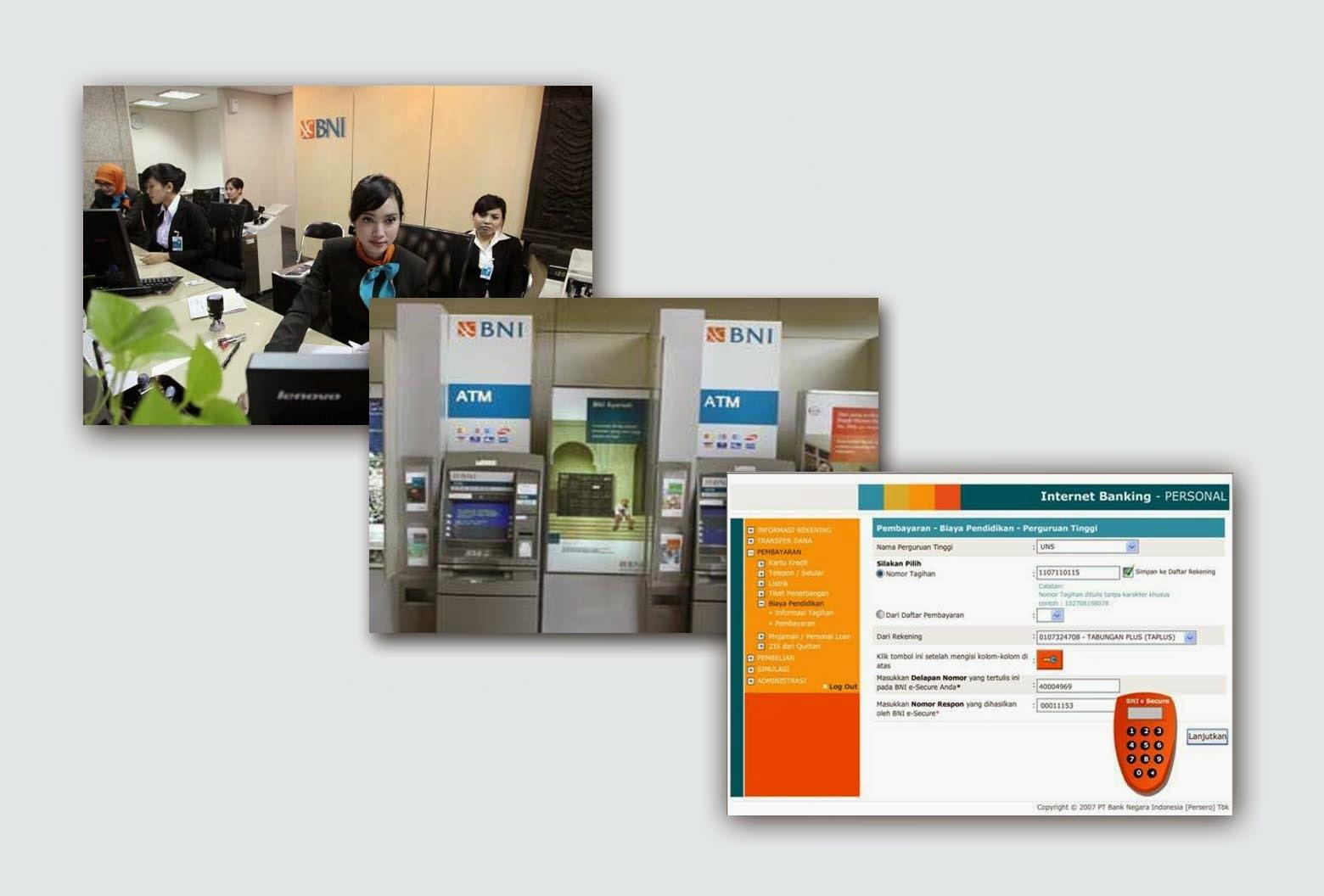 Cara Pembayaran Pendaftaran UMB-PT