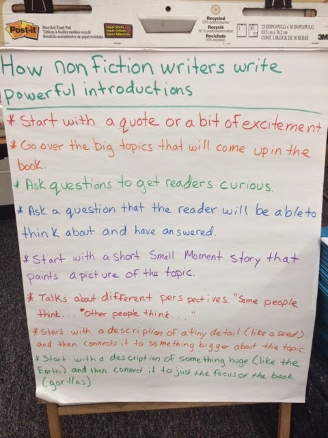 an apple for the teacher  writing introductions to non
