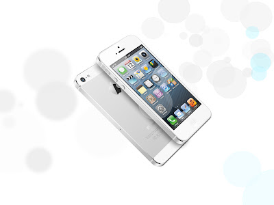 New iPhone 5 HD Desktop Wallpaper