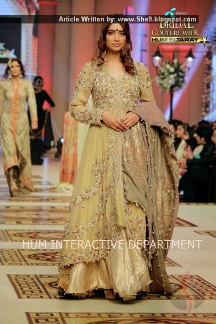 Rubaaiyat By Mini Bindra Telenor Bridal Couture Week