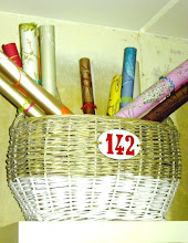 DIY: Pimp up baskets with old house no
