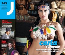 Carla Sampaio Revista J