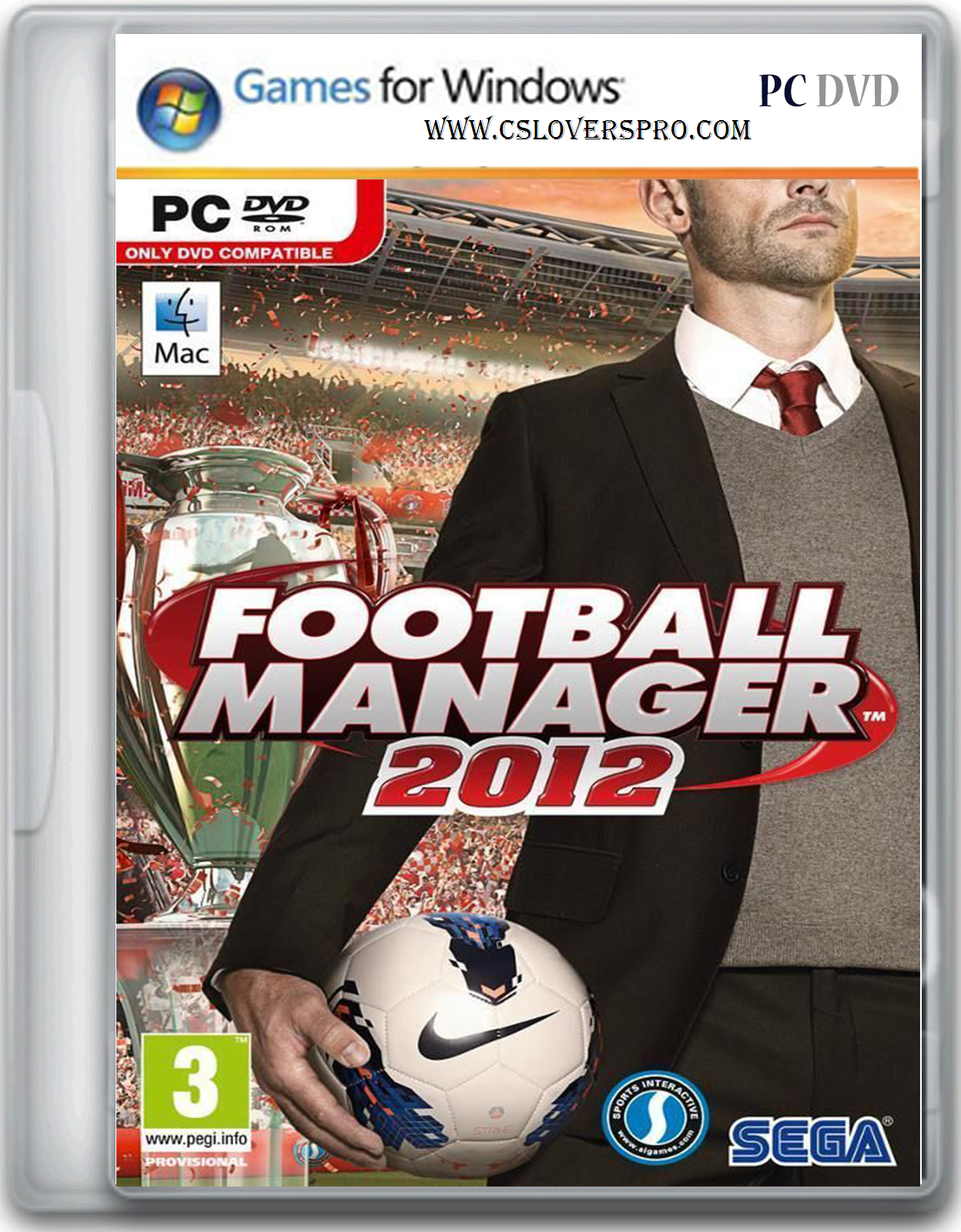 Football Manager 2012 PC Game Full version Free Download