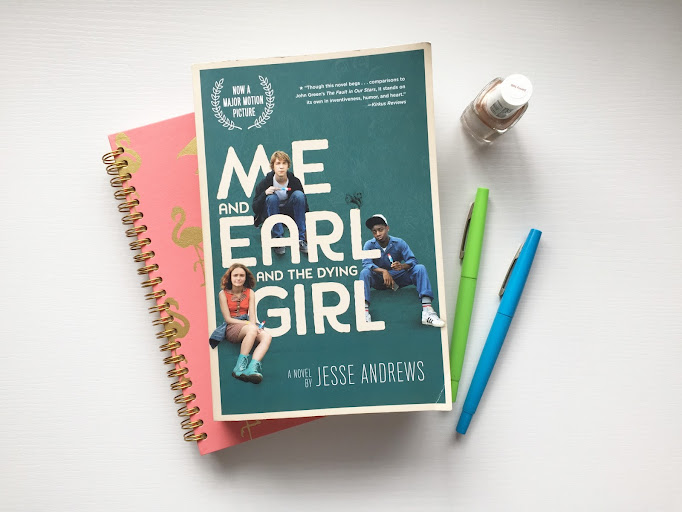 me and earl and the dying girl book review