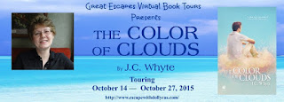 http://www.escapewithdollycas.com/great-escapes-virtual-book-tours/upcoming-tours/the-color-of-clouds-by-j-c-whyte/