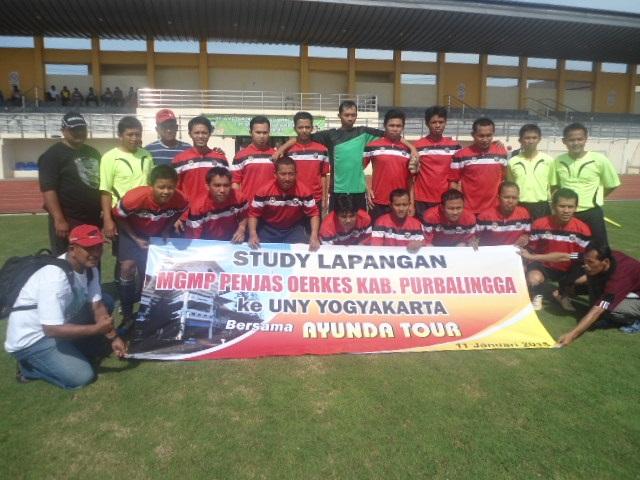STUDY LAPANGAN