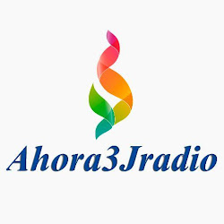 "Colaborando con la emisora ""Ahora3JRadio""."