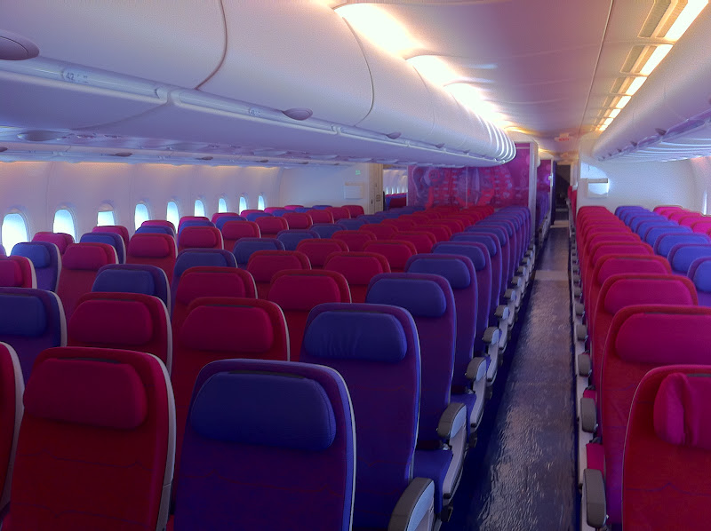 Allplane thai airways 39 first a380 iii getting onboard for First class 8 interieur