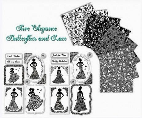 Lelli-Bot Pure Elegance collection at Foil Play