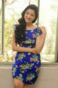 Richa Panai Latest Glam pics in Blue-thumbnail-8