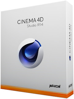 MAXON CINEMA 4D STUDIO R14