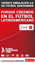 Embajador 2.0 de Fútbol Santander