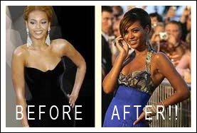 Beyonce Lemonade Diet Before and After