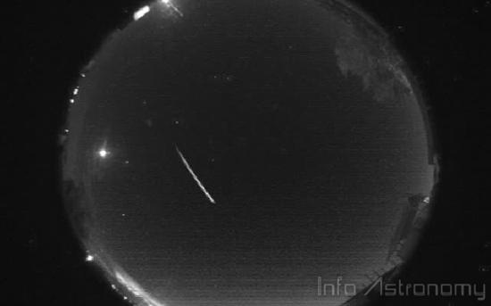 Malam Ini Puncak Hujan Meteor September Epsilon Perseid