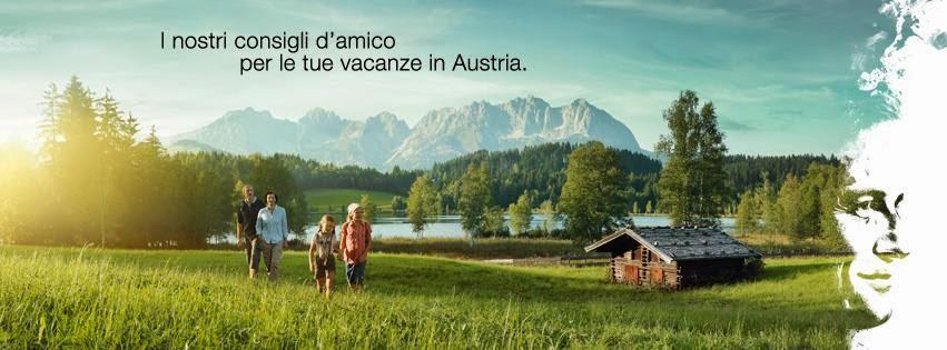 concorso Ti tour austrian di vacanze in austria