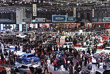 Geneva Motor Show March 2011