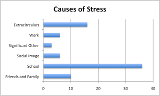 what are the main causes of stress essay