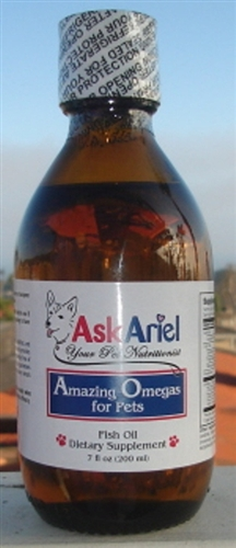 Holistic vet and pet nutrition journal best fish oil for for Best fish oil for dogs