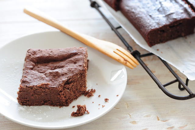 Ricetta Brownies Senza Nocciole
