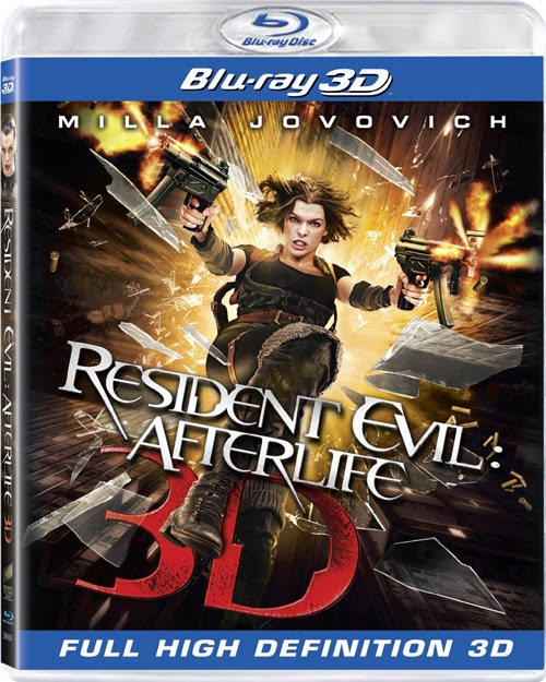 Resident Evil Afterlife 2010 Dual Audio 720p BRRip 500mb HEVC x265