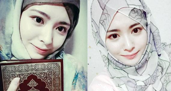 Ayana Moon Gadis Hijabers Korea Selatan