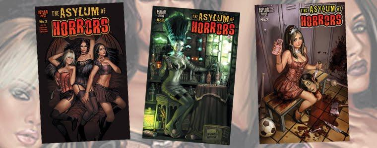 Asylum of Horrors