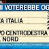Sondaggio Ipsos per Ballarò: centrodestra e centrosinistra alla pari