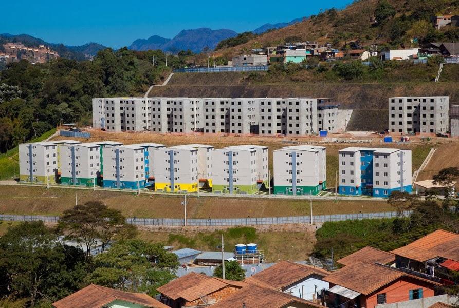 Estado e União entregam mais 460 apartamentos em Nova Friburgo