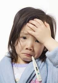 adek sakit flu