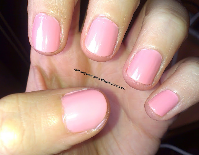My Little Beauty Zone: Deliplús Dolce Vita. Esmalte 520