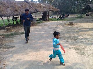 Aashi Dhawanriya village