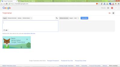 Google Terjemahan, Translator berbagai bahasa