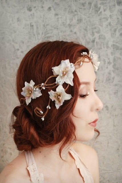 Glam.Floral.Crown.Bridal.Updo