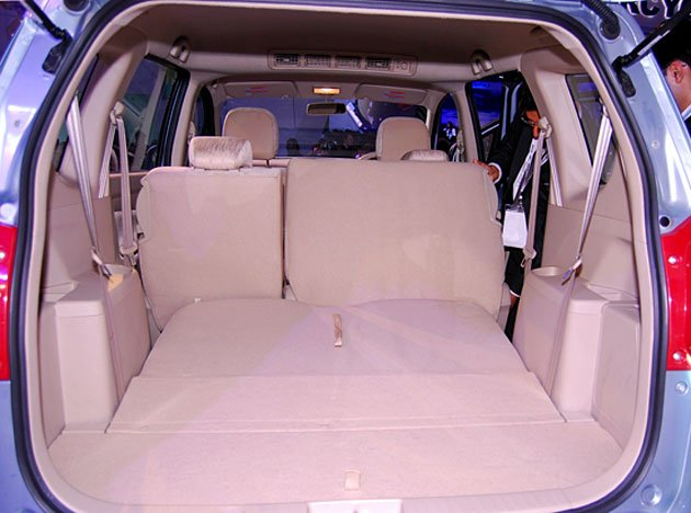 company steps into the utility vehicle uv segment and effectively creates a new compact mpv. Black Bedroom Furniture Sets. Home Design Ideas