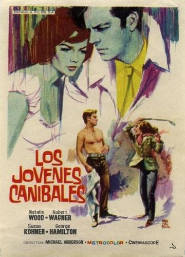 LOS JÓVENES CANÍBALES (1960