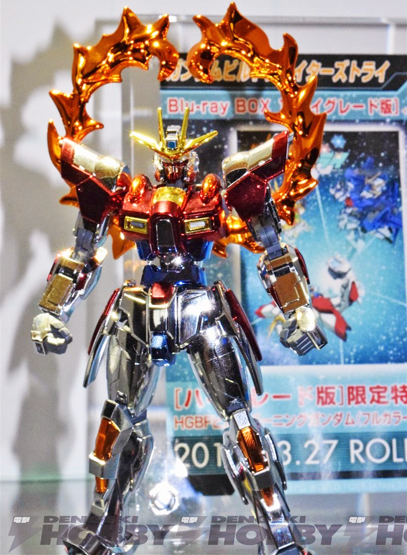 Build fighters gundam models images for Domon gundam build fighters try