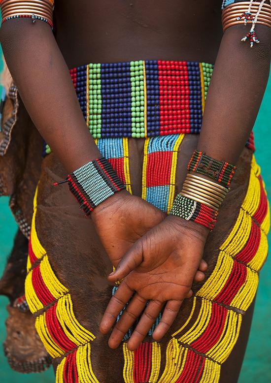 Safari Fusion blog | African bangles | Omo Valley, Ethiopia