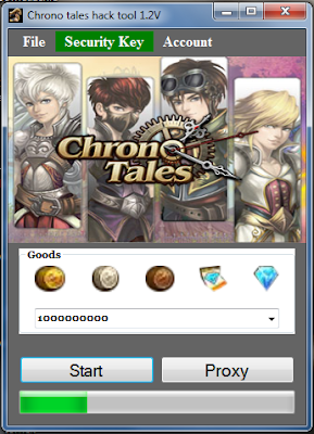 Chrono Tales Hack Diamonds,Money and EXP - Chrono Tales Cheat 2013
